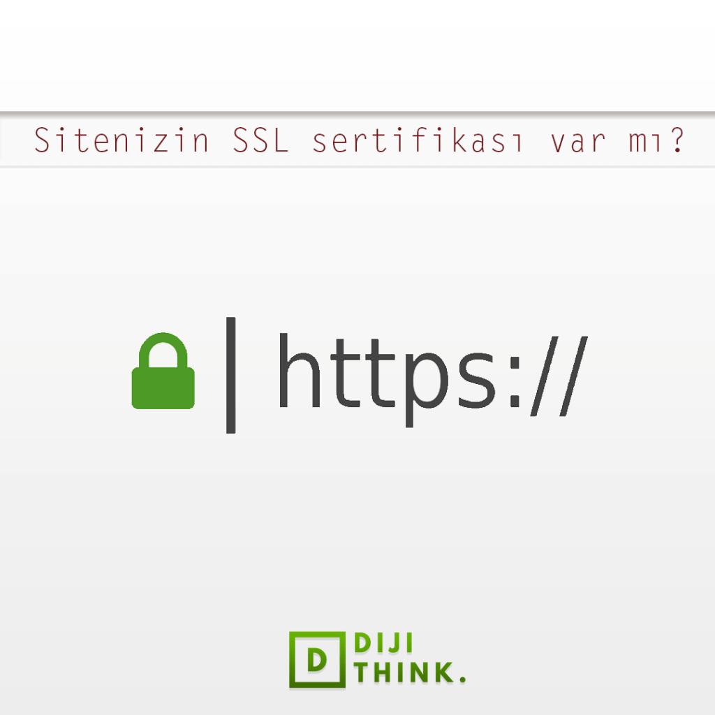 SSL Sertifikası Nedir? Ücretsiz SSL Sertifikası Alma Yöntemi!