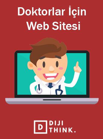 Doktorlar İçin Web Sitesi